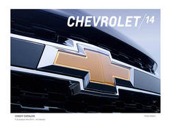 Chevy Catalog